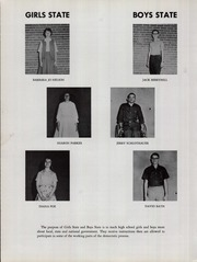 Page 8, 1963 Edition, Fort Morgan High School - Pacemaker Yearbook (Fort Morgan, CO) online yearbook collection