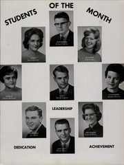 Page 9, 1963 Edition, Fort Morgan High School - Pacemaker Yearbook (Fort Morgan, CO) online yearbook collection