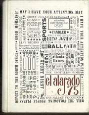 1975 Edition, Alamosa High School - El Alarado Yearbook (Alamosa, CO)