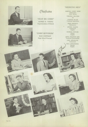 Page 10, 1948 Edition, Lamar High School - Chieftain Yearbook (Lamar, CO) online yearbook collection