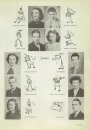 Page 15, 1948 Edition, Lamar High School - Chieftain Yearbook (Lamar, CO) online yearbook collection