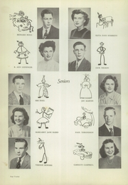 Page 16, 1948 Edition, Lamar High School - Chieftain Yearbook (Lamar, CO) online yearbook collection