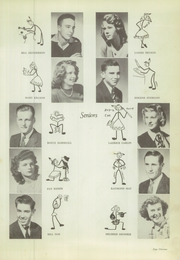 Page 17, 1948 Edition, Lamar High School - Chieftain Yearbook (Lamar, CO) online yearbook collection
