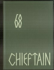 Page 1, 1968 Edition, Lamar High School - Chieftain Yearbook (Lamar, CO) online yearbook collection