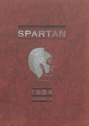 Page 1, 1934 Edition, Berthoud High School - Spartan Yearbook (Berthoud, CO) online yearbook collection