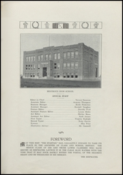 Page 5, 1934 Edition, Berthoud High School - Spartan Yearbook (Berthoud, CO) online yearbook collection