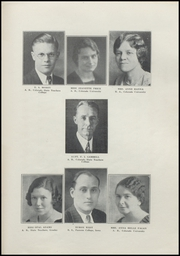 Page 9, 1934 Edition, Berthoud High School - Spartan Yearbook (Berthoud, CO) online yearbook collection