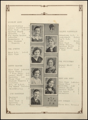 Page 16, 1935 Edition, Berthoud High School - Spartan Yearbook (Berthoud, CO) online yearbook collection