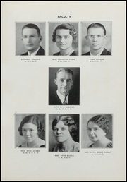 Page 13, 1937 Edition, Berthoud High School - Spartan Yearbook (Berthoud, CO) online yearbook collection