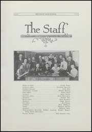 Page 9, 1937 Edition, Berthoud High School - Spartan Yearbook (Berthoud, CO) online yearbook collection