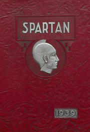 Page 1, 1939 Edition, Berthoud High School - Spartan Yearbook (Berthoud, CO) online yearbook collection