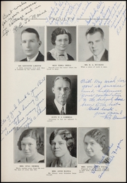 Page 13, 1939 Edition, Berthoud High School - Spartan Yearbook (Berthoud, CO) online yearbook collection