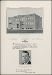 Page 7, 1939 Edition, Berthoud High School - Spartan Yearbook (Berthoud, CO) online yearbook collection