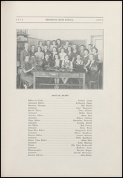 Page 9, 1939 Edition, Berthoud High School - Spartan Yearbook (Berthoud, CO) online yearbook collection