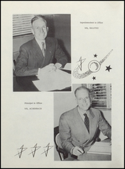 Page 10, 1956 Edition, Berthoud High School - Spartan Yearbook (Berthoud, CO) online yearbook collection