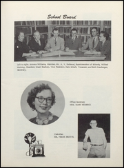 Page 11, 1956 Edition, Berthoud High School - Spartan Yearbook (Berthoud, CO) online yearbook collection