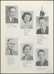 Page 12, 1956 Edition, Berthoud High School - Spartan Yearbook (Berthoud, CO) online yearbook collection