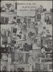 Page 14, 1956 Edition, Berthoud High School - Spartan Yearbook (Berthoud, CO) online yearbook collection