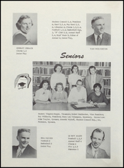 Page 16, 1956 Edition, Berthoud High School - Spartan Yearbook (Berthoud, CO) online yearbook collection