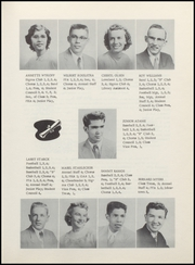Page 17, 1956 Edition, Berthoud High School - Spartan Yearbook (Berthoud, CO) online yearbook collection