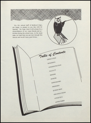 Page 7, 1956 Edition, Berthoud High School - Spartan Yearbook (Berthoud, CO) online yearbook collection