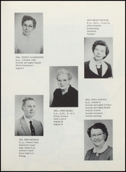 Page 13, 1957 Edition, Berthoud High School - Spartan Yearbook (Berthoud, CO) online yearbook collection