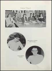 Page 14, 1957 Edition, Berthoud High School - Spartan Yearbook (Berthoud, CO) online yearbook collection