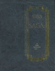 1983 Edition, Rowland High School - Saga Yearbook (Rowland Heights, CA)