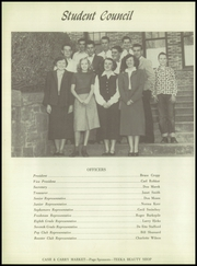Page 12, 1951 Edition, Manitou Springs High School - Mustang Yearbook (Manitou Springs, CO) online yearbook collection
