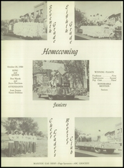 Page 16, 1951 Edition, Manitou Springs High School - Mustang Yearbook (Manitou Springs, CO) online yearbook collection