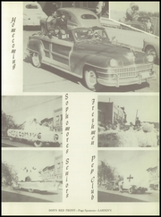 Page 17, 1951 Edition, Manitou Springs High School - Mustang Yearbook (Manitou Springs, CO) online yearbook collection