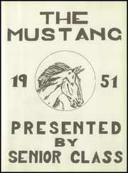 Page 7, 1951 Edition, Manitou Springs High School - Mustang Yearbook (Manitou Springs, CO) online yearbook collection