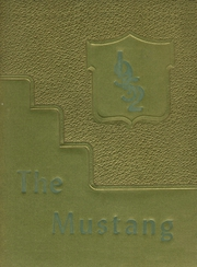 Page 1, 1952 Edition, Manitou Springs High School - Mustang Yearbook (Manitou Springs, CO) online yearbook collection