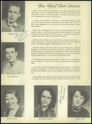Page 10, 1952 Edition, Manitou Springs High School - Mustang Yearbook (Manitou Springs, CO) online yearbook collection