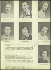Page 11, 1952 Edition, Manitou Springs High School - Mustang Yearbook (Manitou Springs, CO) online yearbook collection