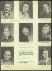 Page 13, 1952 Edition, Manitou Springs High School - Mustang Yearbook (Manitou Springs, CO) online yearbook collection