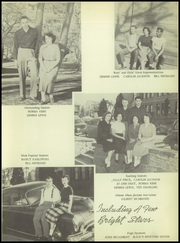 Page 15, 1952 Edition, Manitou Springs High School - Mustang Yearbook (Manitou Springs, CO) online yearbook collection