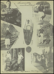 Page 16, 1952 Edition, Manitou Springs High School - Mustang Yearbook (Manitou Springs, CO) online yearbook collection