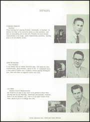 Page 11, 1954 Edition, Manitou Springs High School - Mustang Yearbook (Manitou Springs, CO) online yearbook collection