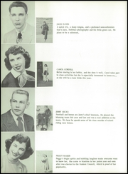 Page 14, 1954 Edition, Manitou Springs High School - Mustang Yearbook (Manitou Springs, CO) online yearbook collection
