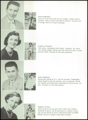 Page 16, 1954 Edition, Manitou Springs High School - Mustang Yearbook (Manitou Springs, CO) online yearbook collection