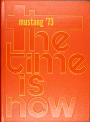1973 Edition, Manitou Springs High School - Mustang Yearbook (Manitou Springs, CO)