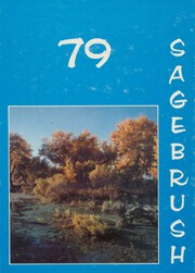 1979 Edition, Brush High School - Sagebrush Yearbook (Brush, CO)