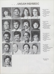 Page 15, 1979 Edition, Brush High School - Sagebrush Yearbook (Brush, CO) online yearbook collection