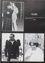 Page 17, 1979 Edition, Brush High School - Sagebrush Yearbook (Brush, CO) online yearbook collection