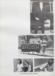 Page 6, 1979 Edition, Brush High School - Sagebrush Yearbook (Brush, CO) online yearbook collection