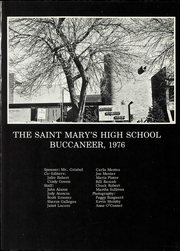 Page 5, 1976 Edition, St Mary High School - Marylin Yearbook (Colorado Springs, CO) online yearbook collection