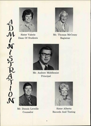 Page 8, 1976 Edition, St Mary High School - Marylin Yearbook (Colorado Springs, CO) online yearbook collection