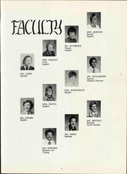 Page 9, 1976 Edition, St Mary High School - Marylin Yearbook (Colorado Springs, CO) online yearbook collection