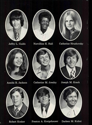 Page 14, 1977 Edition, St Mary High School - Marylin Yearbook (Colorado Springs, CO) online yearbook collection